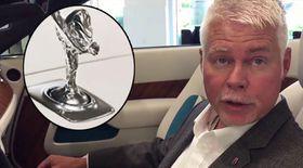 Ce se întâmplă dacă furi ornamentul de pe un Rolls Royce