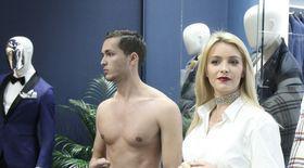 Diana Dumitrescu și-a pus relația în pericol? Show sexi, în compania unuibărbat dezbrăcat! / VIDEO EXCLUSIV