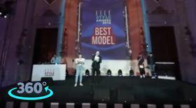 Gala Elle Style Awards 2016. Video 360°
