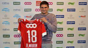 Răzvan Marin a fost prezentat oficial de Standard | FOTO&VIDEO
