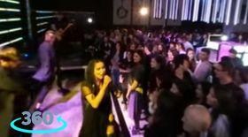 Concert Inna la Aniversarea Glamour 10 ani. Video 360°