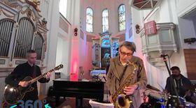 Mihai Iordache – Funk. Jazz în Biserica Luterană