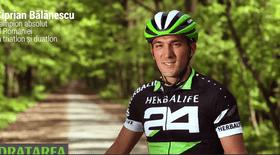 Ciprian Bălănescu: hidratarea corectă în timpul antrenamentului