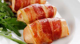 Ciocănele de pui învelite în bacon. Gătește cu noi rețete delicioase!
