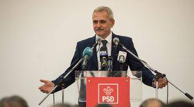 Liviu Dragnea este așteptat la DNA. Zeci de oameni, prezenți pentru a-l susține pe liderul PSD