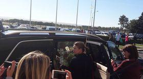 Ce mașină a venit să o ia acasă pe Simona Halep de la aeroport