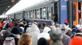 CFR Călători a vândut bilete cu loc într-un vagon-fantomă. S-a creat un imens scandal