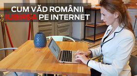 Iubirea pe internet, la români: Bărbații, interesați de zodii, femeile, de bani| VIDEO