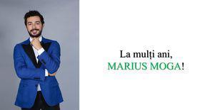 LA MULŢI ANI, MARIUS MOGA