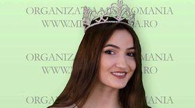 VIDEO Miss România fără botox și tatuaje. Elvira Bolovan are 17 ani și vrea să fie soprană