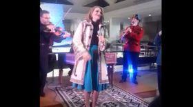Mirela Vaida, recital de folclor în public, după mulți ani!