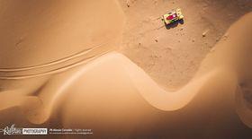Prima echipa auto românească care termină Africa Eco Race - Dakar 2018. Ce aventură!