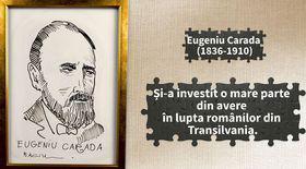 Români de care suntem mândri: Eugeniu Carada