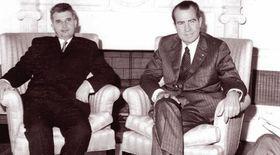 A fost publicat protocolul secret al vizitei lui Richard Nixon în România! Iată ce a fost obligat să facă Nicolae Ceauşescu