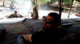 Talik, beduinul hippie cu fermă de cămile