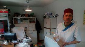 Ismail prepară bragă după vechea reţetă moştenită de la străbunicul său turc: