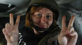 Jurnalista de război Ana Maria Luca, la Interviurile Libertatea LIVE. Discutăm despre dedesubturile conflictului Sirian