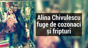 """VIDEO EXCLUSIV/ Fiul Alinei Chivulescu vrea să facă vacanțele cu mama lui. """"De Paște gătesc un bilet de avion"""""""