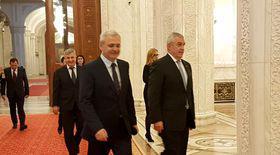 """Dragnea explică de ce nu a fost prezent la Cotroceni, la depunerea jurământului lui Vlase: """"N-aveam de ce să mergem în această poză"""""""