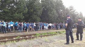 Suporterii Craiovei au invadat Bucureștiul pentru finala Cupei României!
