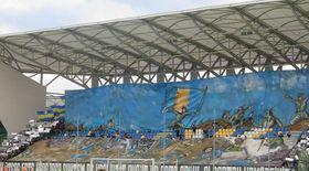 Atmosferă de Champions League la promovarea Petrolului Ploiești în Liga 2. 10.000 de oameni au produs un show incendiar