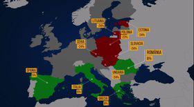 INFOGRAFIE | Câţi bani vor primi statele europene între 2021 şi 2027