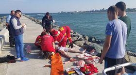 Primul caz de înec pe litoralul românesc în actualul sezon: un tânăr de 24 de ani, din Argeș