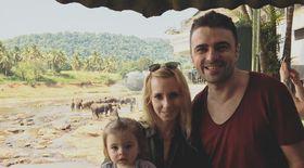 Video EXCLUSIV/ Cornel Ilie este fanul vacanțelor spontane, în trei! În țară da, afară cam ba!