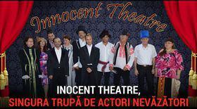 Cum joacă teatru singura trupă de actori nevăzători din România? Au trăit o viaţă în întuneric, iar acum străluceasc în lumina reflectoarelor
