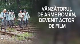 Un fost vânzător de arme român, actor într-un film istoric realizat de Televiziunea Română