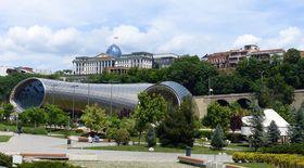 Georgia, perla Eurasiei, se dezvăluie românilor