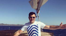 Dr. Andreas Vythoulkas, Gabriel Coveșeanu și Cezar Dumitru, la Trips & Tricks