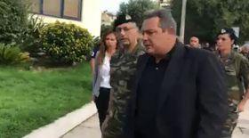 Ministrul grec al Apărării a mulțumit României pentru ajutorul oferit în urma incendiilor