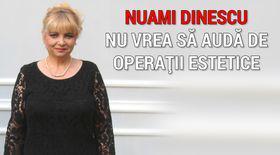 VIDEO/ Actrița Nuami Dinescu nu vrea să audă de operații estetice
