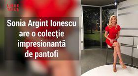 Sonia Argint Ionescu are 200 de perechi de pantofi