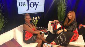 Românca Nelly Năstase a fost invitată să-și prezinte creațiile vestimentare în emisiunea celebrei Dr Joy