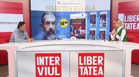 """Dan Silviu Boerescu, la Interviurile Libertatea LIVE. Vorbim despre cărțile din colecțiile """"Istorii secrete"""" și """"Colecția regală"""", pe care le puteți găsi la chioșcurile de ziare"""