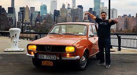 De 1 Decembrie, omagiu pentru România de peste Ocean. Cu Dacia 1300, pe străzile din New York