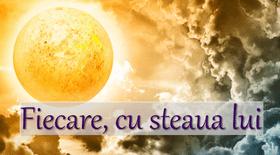 Uranissima. Previziuni pentru săptămâna 14-20 ianuarie 2019. Fiecare cu steaua lui