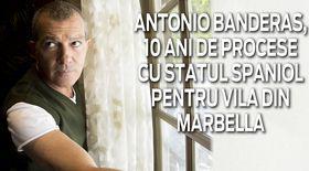 Vila care i-a adus 10 ani de procese lui Antonio Banderas! În cartierul starului de cinema stă și un român