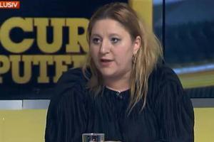 Diana Șoșoacă, UMILITĂ în ultimul hal la TV. Un jurnalist celebru a explodat: 'O nesimțită ordinară sunteți!'