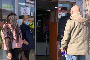 Reacția conducerii supermarketului în care Cristina Joia a fost bătută. Ce a făcut casierul imediat după atac