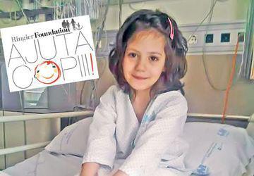 Nicol are nevoie de Bosentan! Fetiţa operată la inimă trebuie să ia medicamentul ce costă 2.300 € lunar