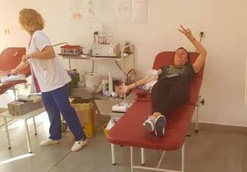 34 de litri prețioși de sânge salvează peste 200 de situații medicale în Tulcea. Trei tinere au organizat o actiune intitulată Donează-Salvează