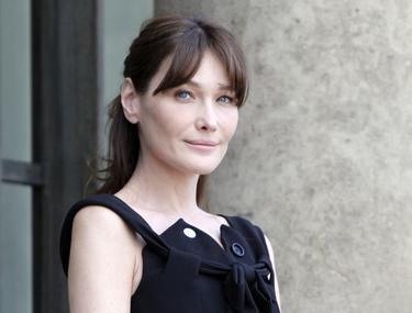 Carla Bruni nu mai merge la Festivalul de Film de la Cannes din cauza sarcinii?