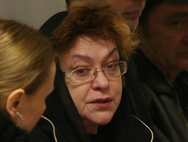 IMAGINEA SUFERINŢEI! Paula Sorescu, devastată de moartea soţului ei, Ion Lucian | FOTO IMPRESIONANT
