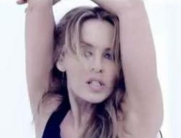 Ce sexy e la 43 de ani Kylie Minogue în ultimul ei clip! | VIDEO