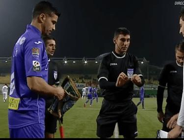 Liga 1. Concordia Chiajna - ACS Poli Timişoara 2-2. Mamele - dus la spital