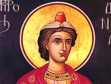 Sfântul Daniel este pomenit pe 17 decembrie în calendarul creștin-ortodox
