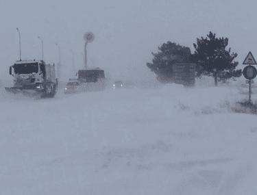 Starea drumurilor din România, joi, 1 martie